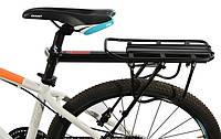 """Универсальный консольный велобагажник Hongsenbike HS-601, алюминий 24-29"""""""