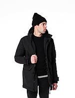 Зимняя парка\куртка Kildfol - Classic Black (мужская) Зима Теплая