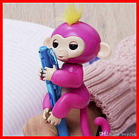 Fingerlings Monkey - Интерактивная игрушка обезьянка
