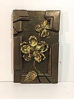 Гипсовый декор стен, Панно Цветок жизни