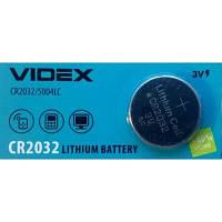 "Батарейка VIDEX CR2032/таб ""Б/У"""