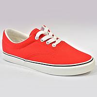 Кеды Vans красные (DESUN) 36-40 (реплика)