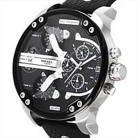 Мужские часы Diesel Brave (Дизель Бравэ) брейв черные наручные