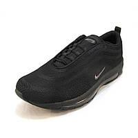 Кроссовки мужские Nike Air Max 97 черные (р.41,42,43,44,45,46)