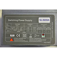 Блок питания SWITCHING POWER SUPPLY SL-500A 500W