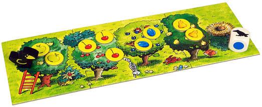 Настольная игра Каркуша: Маленький сад, фото 2