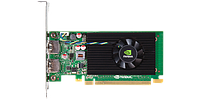 Видеокарта Nvidia GeForce Quadro NVS 310 1Gb 64bit GDDR3 pci-e 16x (High profile)