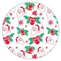 Форма-тюльпан для новогодних кексиков №150