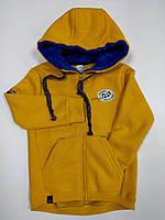 Кофта-куртка с капюшоном ТМ Смил, р.98
