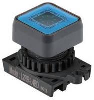 Сигнальные лампы L2RR-L4 выступающего типа с квадратной плоской головкой