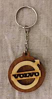 Автомобильный брелок VOLVO (ВОЛЬВО), брелки для автомобильных ключей, автобрелки, брелоки, авто брелок