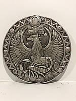 Гипсовый декор стен, Панно  Зодиак Скорпион