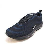 Кроссовки мужские Nike Air Max 97 синие (р.41,42,43,44,45,46)