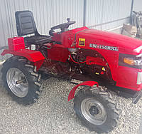 Трактор DW 150RXL 15 л.с. без фрезы