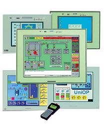 Панели оператора Exor, UniOP, Италия-США