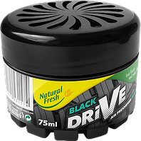 Запахи Natural Fresh Эликс DRIVE Black 75мл банка