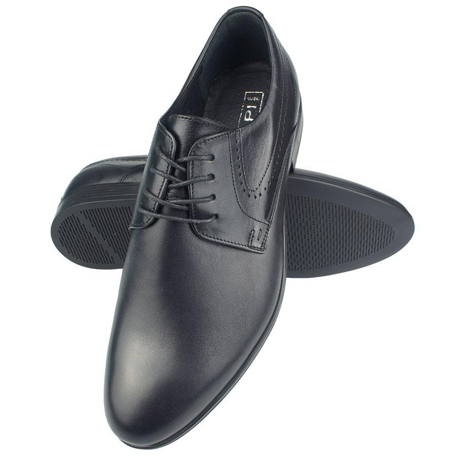Чоловічі класичні туфлі Tapi B-5876 Gzarny чорного кольору в ... 2b044036f5a32