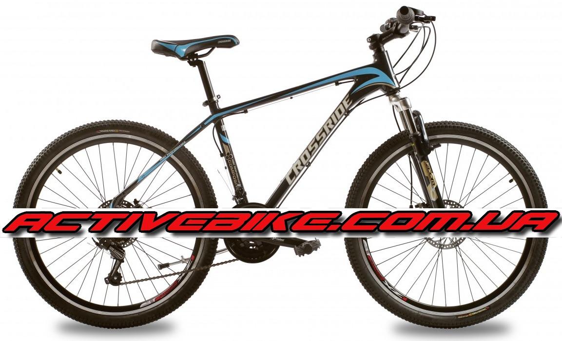 """Велосипед горный CROSSRIDE CROSS 6000 26"""" AL."""
