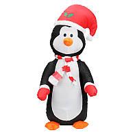 РождественскаявечеринкаДомашнееукрашениеНадувные1.2M Пингвины Воздух Воздух Игрушки для детей Детский подарок