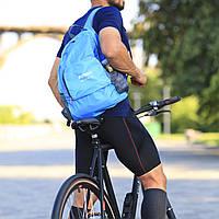 Складной портативный рюкзак для путешествий ROMIX RH27BL синий