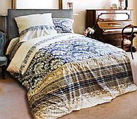 Постельное белье из бязи двуспальный комплект Комфорт Текстиль
