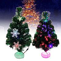 РождественскаявечеринкаДомашнееукрашение45CMLED Светящиеся украшения для украшения дерева для детей Детский подарок