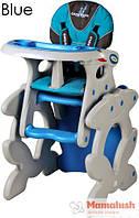 Стульчик для кормления Caretero Primus  Blue