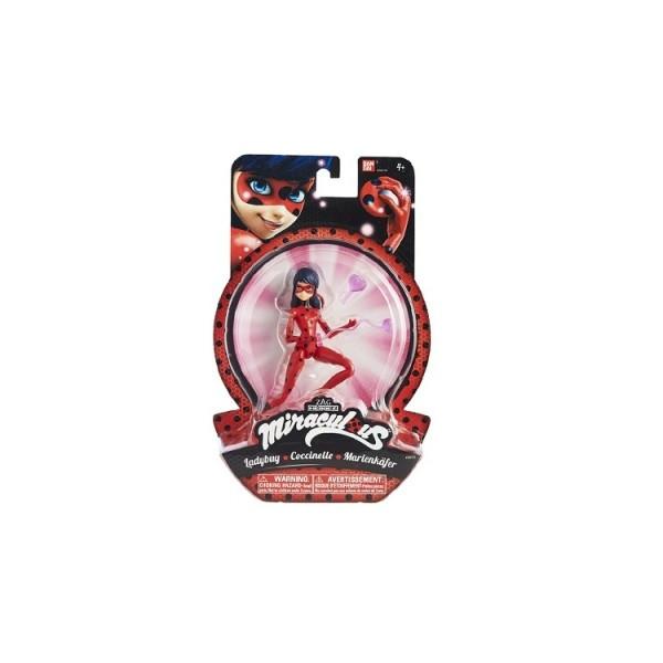 Кукла Леди Баг серии ЛЕДИ БАГ И СУПЕР-КОТ 14 см с аксессуарами