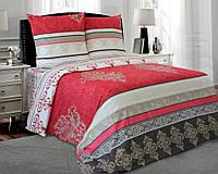 Постельное белье хлопок 100% бязь двуспальный комплект Комфорт Текстиль