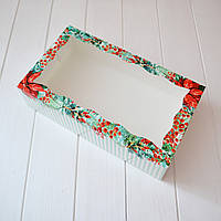 Коробка для сладостей 25х14х6 см.