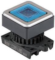 Сигнальные лампы LQ3RF-L4 утопленного типа с квадратной плоской головкой