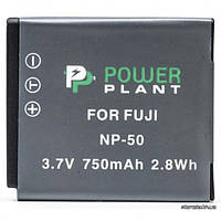 Аккумулятор (батарея) PowerPlant Kodak KLIC-7004, Fuji NP-50 750mAh