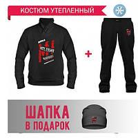 GlobusPioner Спортивный теплый Костюм MMA (25388,60546,60546) 69676
