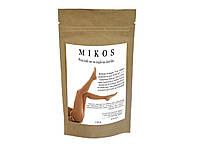 MIKOS Кофейное обёртывание с розовой глиной и Грецким орехом