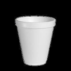 Стакан из пенополистирола 240 мл 25шт  (40/1000)  (8J8)