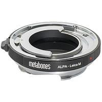 Metabones Alpa Lens to Leica M-Mount Camera Adapter with 6-Bit Coding (MB_ALPA-LM-BM2), фото 1