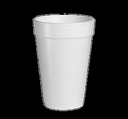 Стакан из пенополистирола 360 мл 25шт  (40/1000) (12J16)