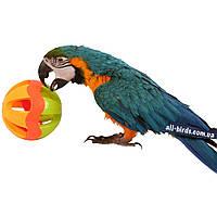 Мячик-Погремушка (большой) 13см, фото 1