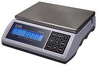 Весы фасовочные CAS ED-3