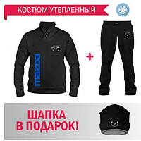 GlobusPioner Спортивный теплый Костюм MAZDA (66657,66645,66645) 69608