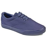 Кеды Vans низкие синие (DESUN) 36-40 (реплика)