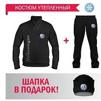 GlobusPioner Спортивный теплый Костюм VOLKSWAGEN (66675,66681,66681) 69590