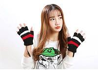 Перчатки с подогревом от USB WinterRest black