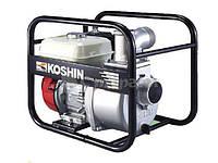 Мотопомпа для полугрязной воды Koshin STH-50X-BFF