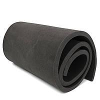 200x60x2.5cm Подушка для пены из пенопласта с резиновым покрытием Полиуретановая пена