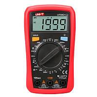 UNI-T UT33C+ Цифровой Мультиметр Вольтметр Амперметр Измеритель температуры Тестер температуры / / Размер пальца