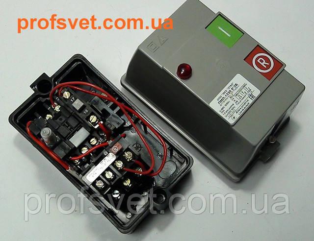 фотографія пускач пмл-1230 контактор в корпусі ip54 Етал