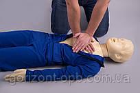 Тренажер сердечно-легочной реанимации (СЛР) «ТАРАС-М М3» (манекен без электроники)