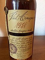 Арманьяк Baron G. Legrand 1958 Bas Armagnac, 0.7 л