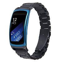 Часы из нержавеющей стали Стандарты для Samsung Galaxy Gear Fit 2